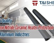 High Quality Silicon Nitride Ceramic Heater Protection For Aluminum Industries TaiSheng Ceramic