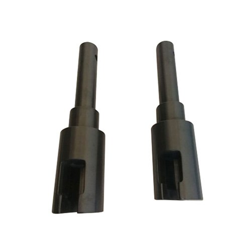 Silicon nitride & sialon ceramic optical fiber preform rod fixture
